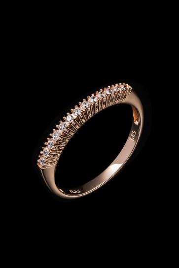 Δαχτυλίδι Κ14 Μισόβερο