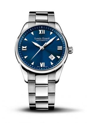 LOUIS ERARD Heritage blue dial