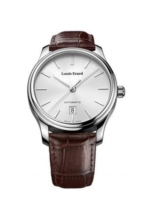 LOUIS ERARD Heritage silver dial