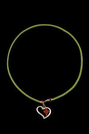 Μενταγιόν Κ14 Καρδια