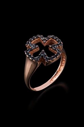 Δαχτυλίδι Κ14 Σταυρός