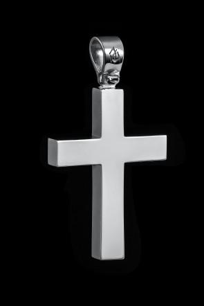 Σταυρός Βαπτιστικός 14 Καρατίων
