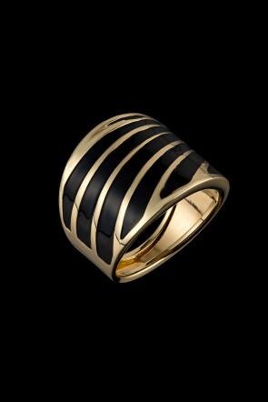 Δαχτυλίδι Κ14 Κίτρινος χρυσός