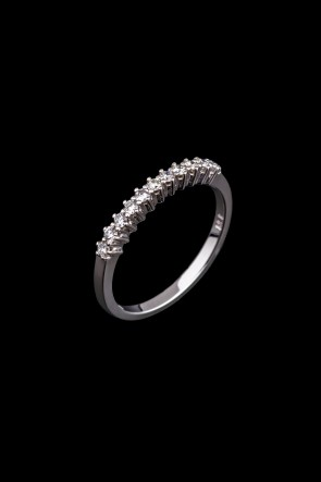 Δαχτυλίδι Κ18 Σειρέ