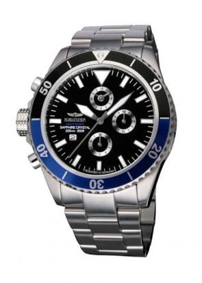 HAEMMER Gladiator Navy Diver Chronograph