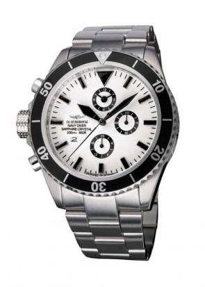 HAEMMER Shelton Navy Diver Chronograph