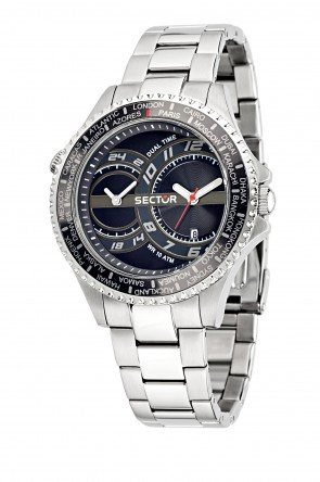 Sector 235 GMT Dual time