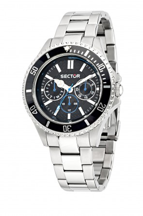 SECTOR 235 Stainless steel Chronograph