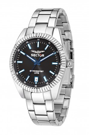 SECTOR 240 Black dial