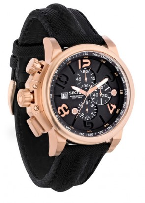 Sector 450 Rose PVD Gold