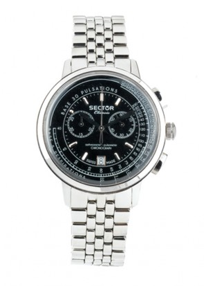 Sector classic Asthometer and Palsometer Stainless steel