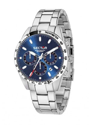 Sector 245 Blue Dial