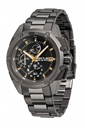 SECTOR 950 Black Dial Chronograph