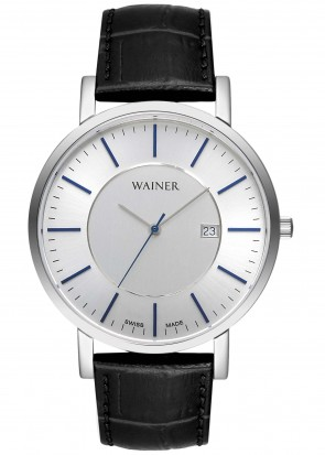 WAINER Bach White Dial