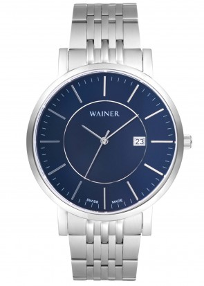 WAINER Bach Blue Dial